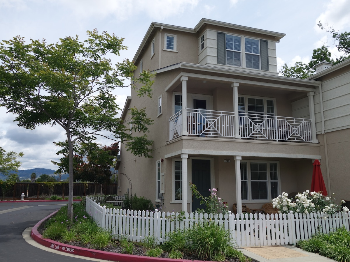 3 Story Executive Townhome