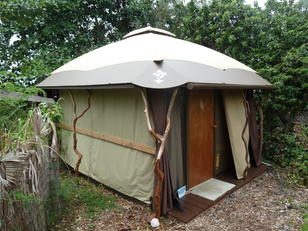 Glamping in HI - Pool/Jacuzzi/Sauna