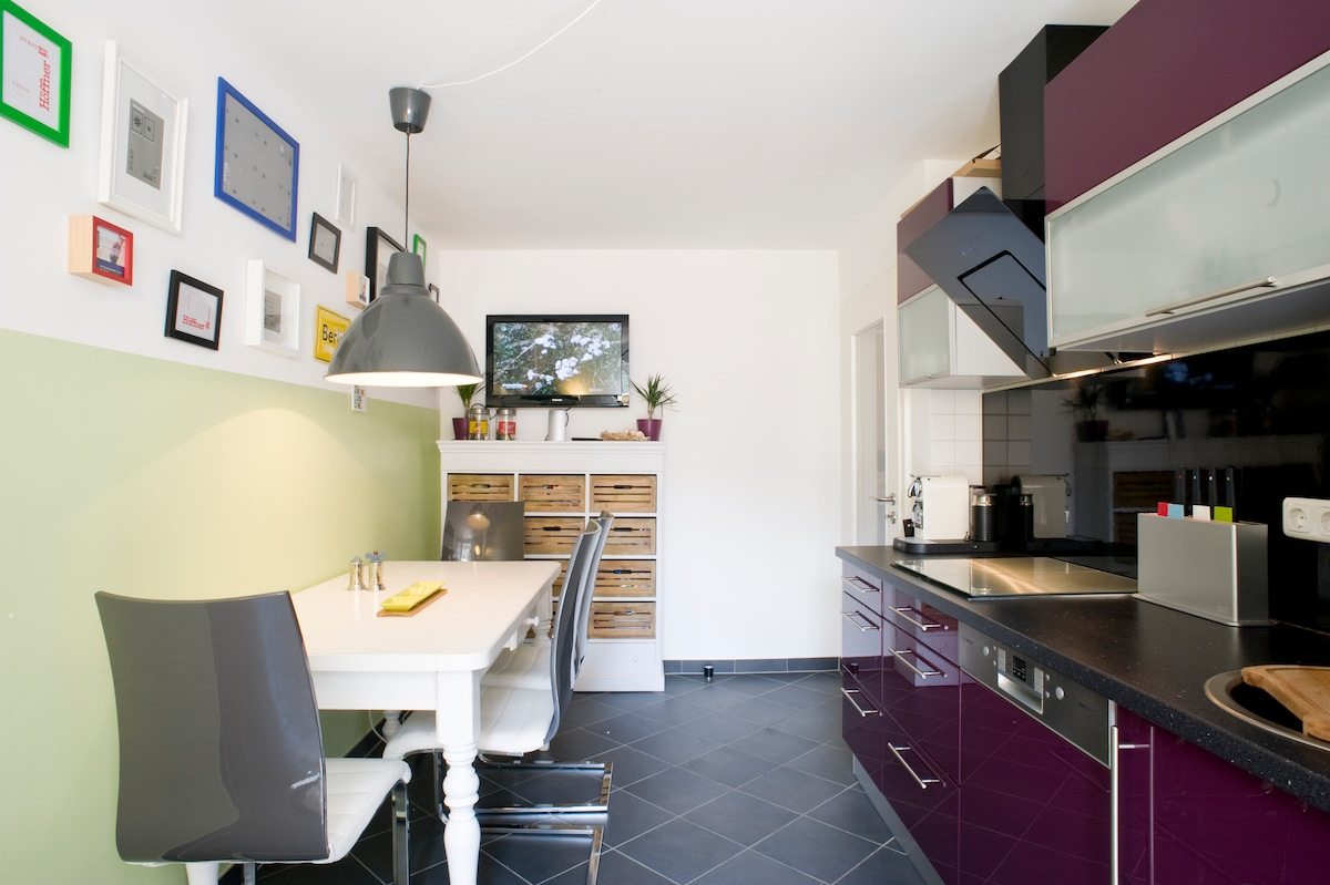 Great Central Apartment for up to 4
