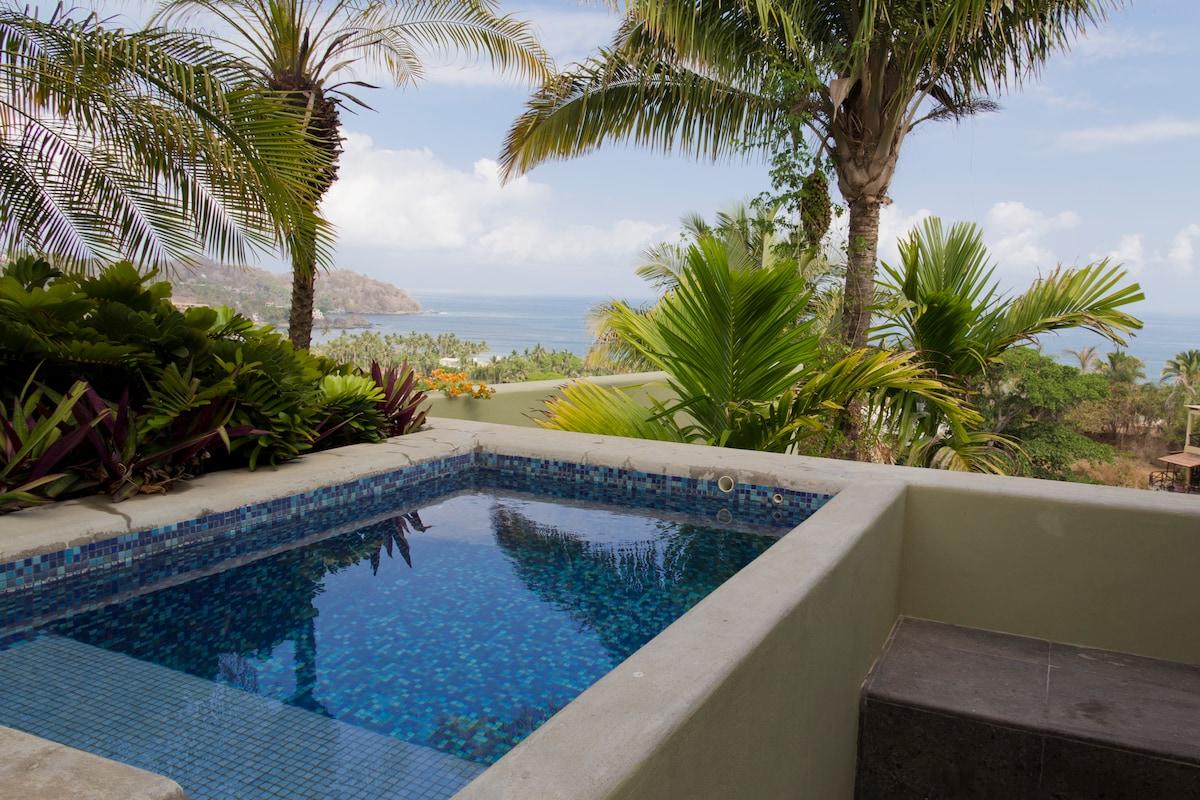 Casa Brava OceanView & Dipping Pool