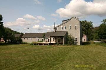 Bohemian-Style Converted Grain Mill
