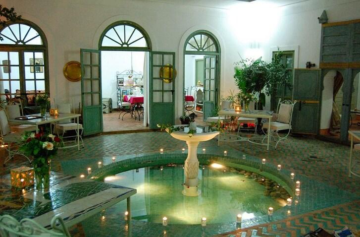 Riad Agathe 5 chambres et 3 suites