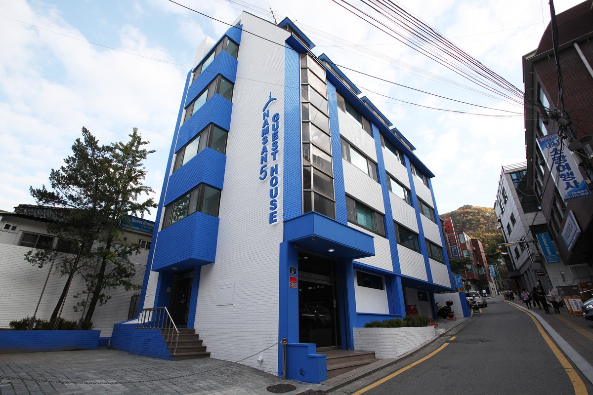 Namsan Guest House5