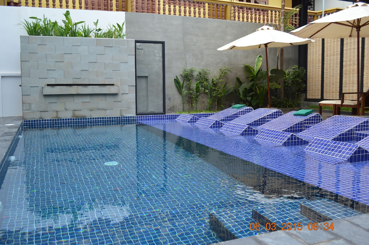 Sonyn Retreat Hotel-Standard Double