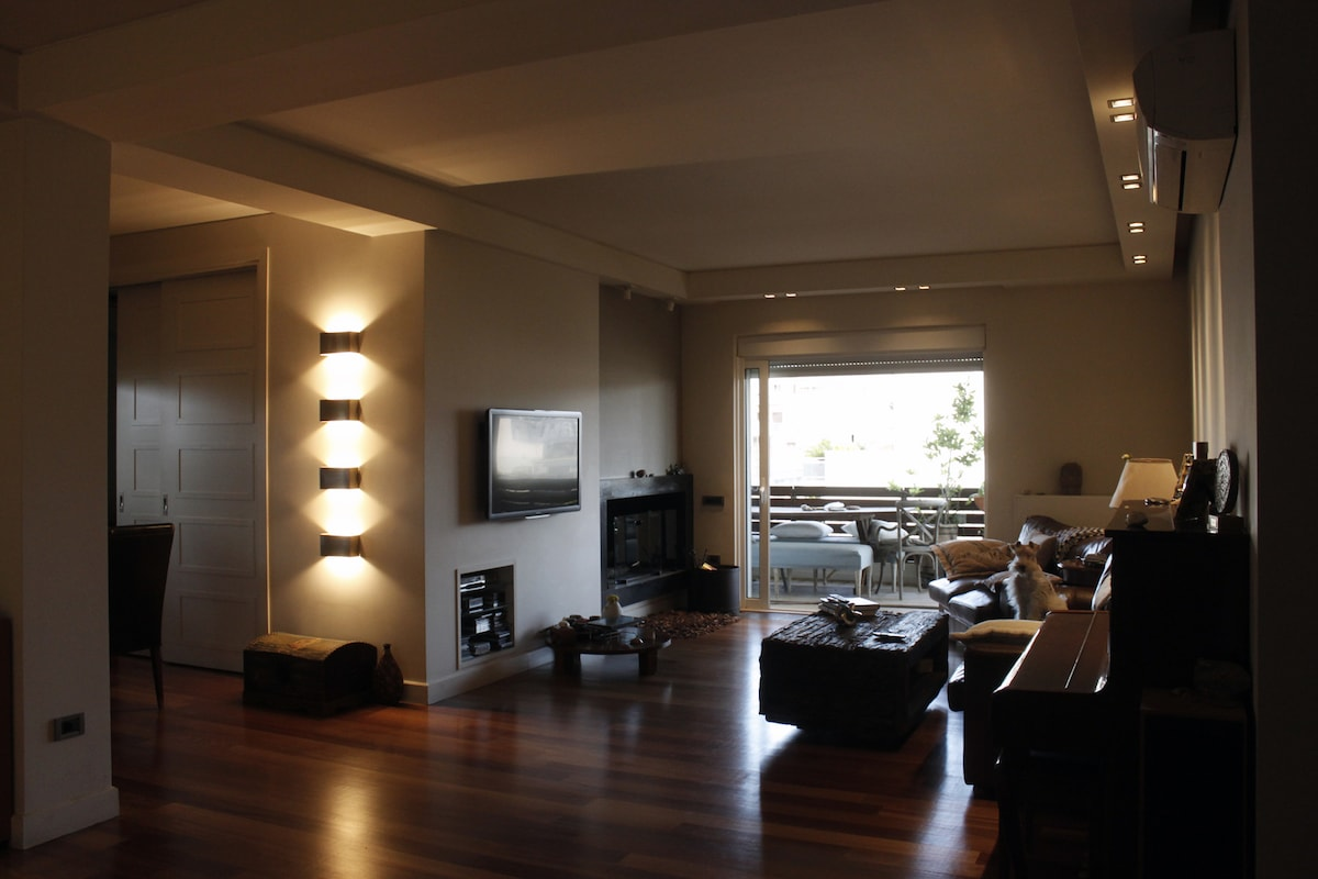 Panorama apt | Cosy room in Athens!