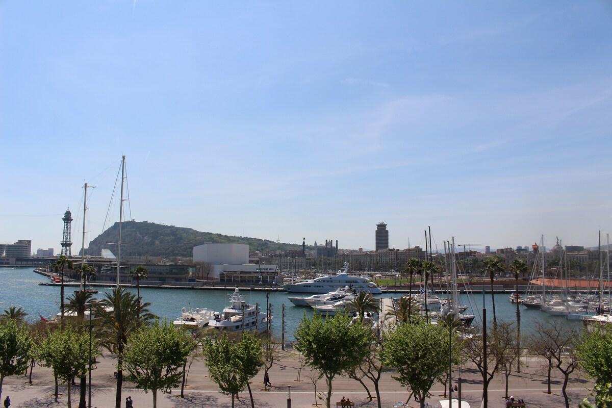 Barceloneta y Port Vell!!!!