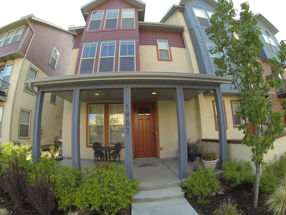 New Condo, Ogden - rooms for rent