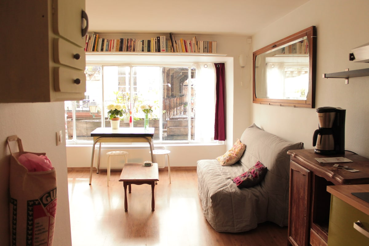 Cosy Flat In the heart of paris!