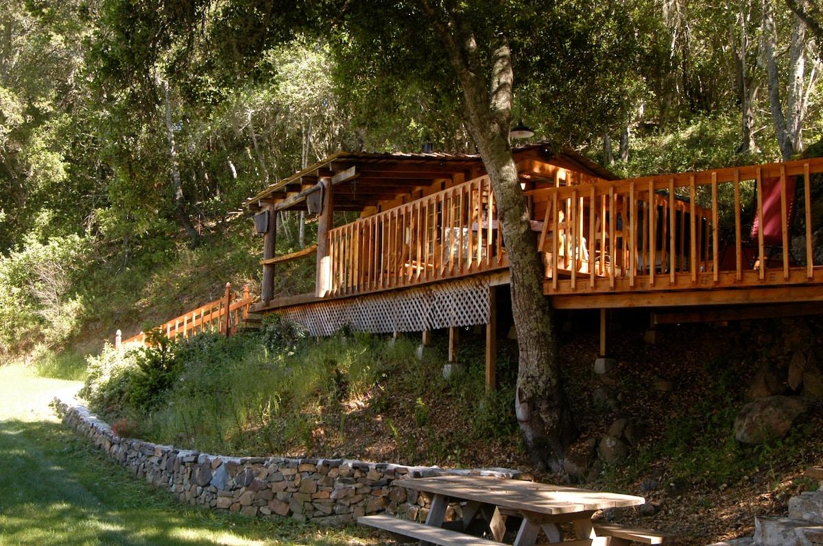 Cabin on a Lake (private)