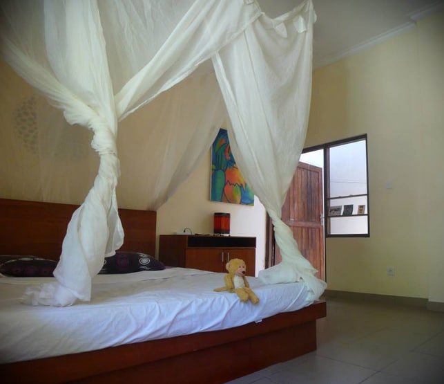 Guest House Rooms 5min to the beach