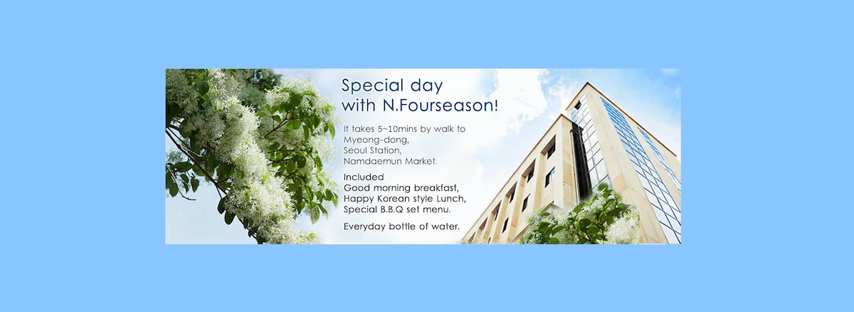 SPECIAL DAY PACKAGE-N.FOURSEASON