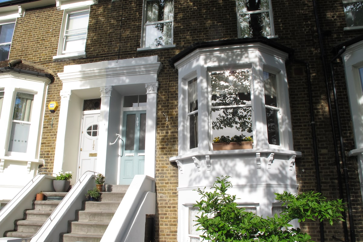 Bright Flat in Leafy South London