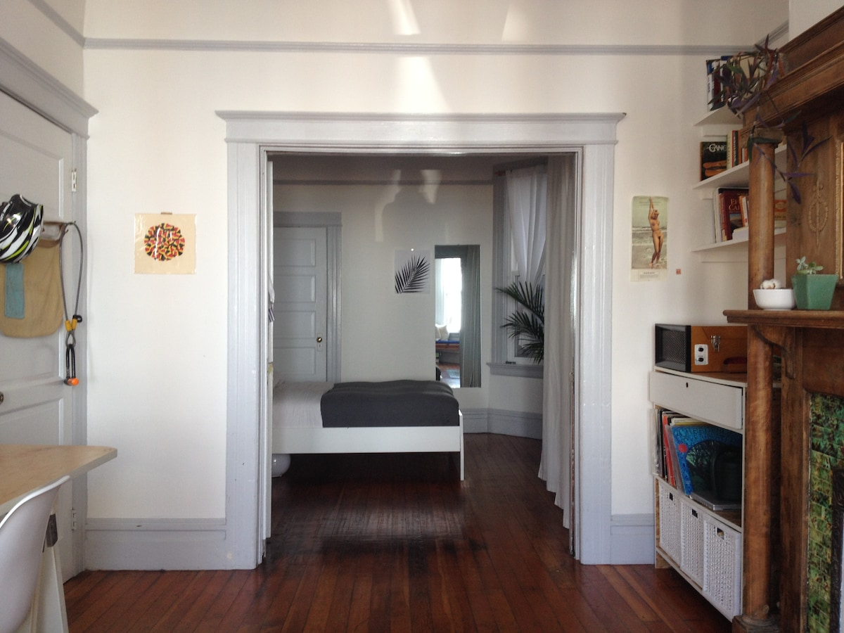 2 Bedroom + Study in the Mission