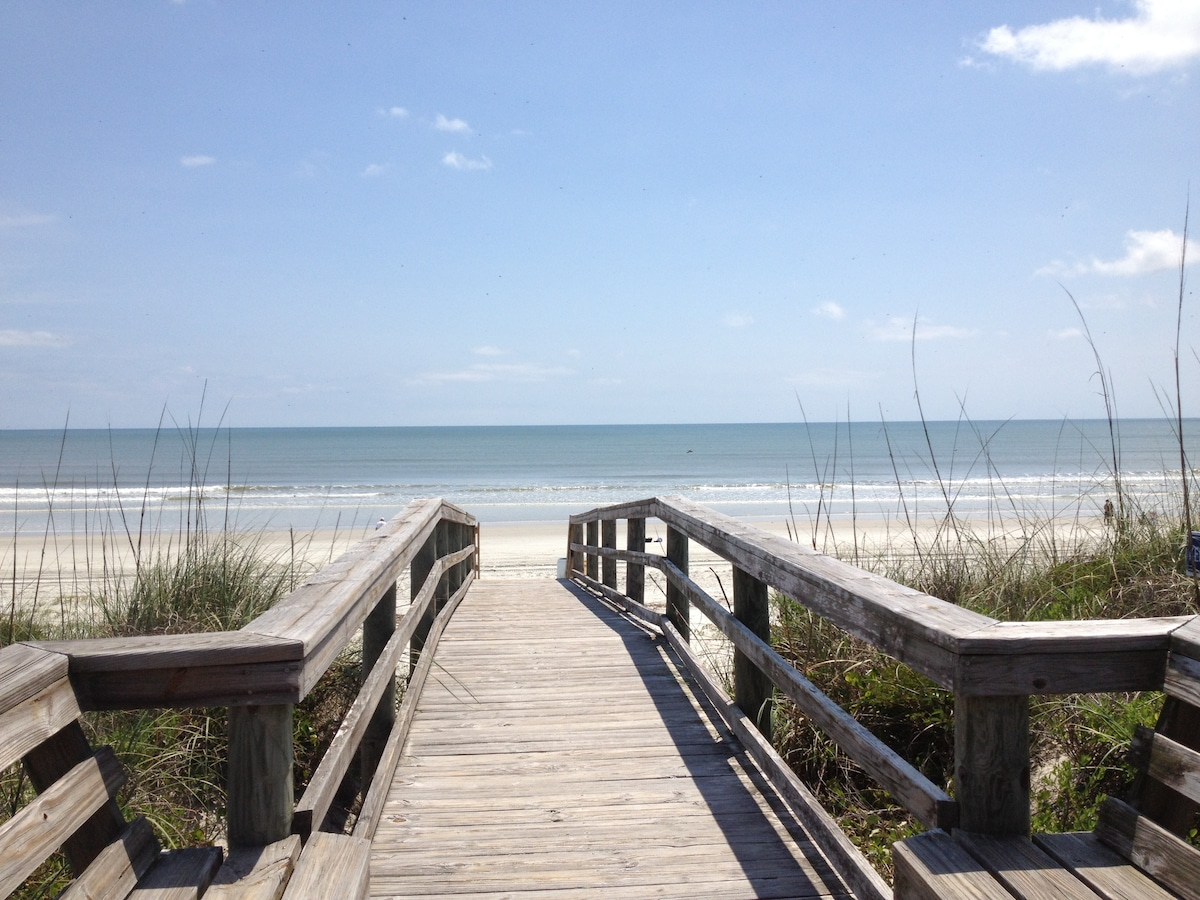 Gated Community with Beach Access