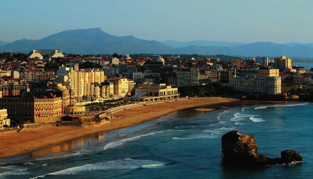 Heart of Biarritz - 2 bed, 1 canapé