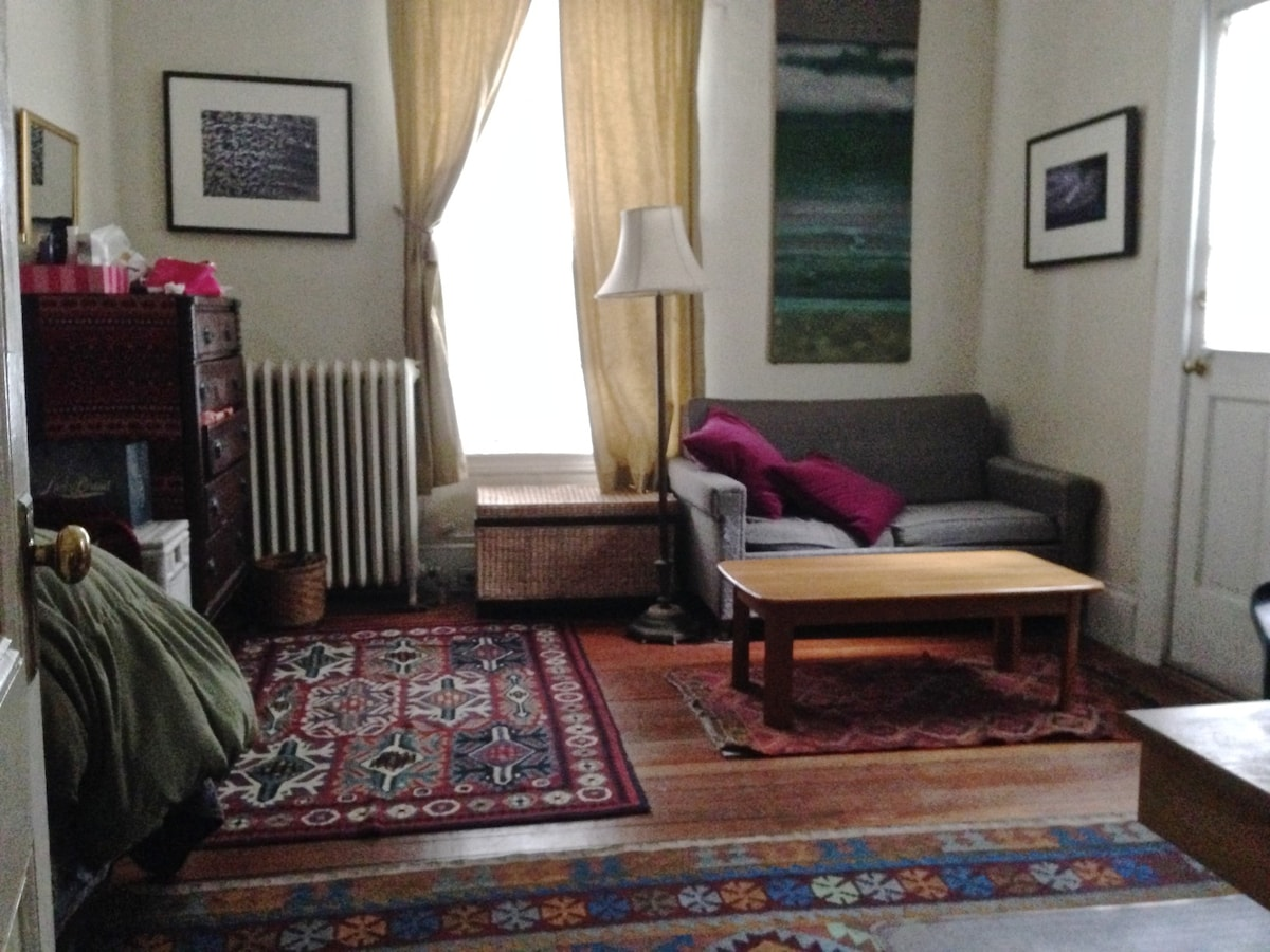Room in Harvard Sq. historic house
