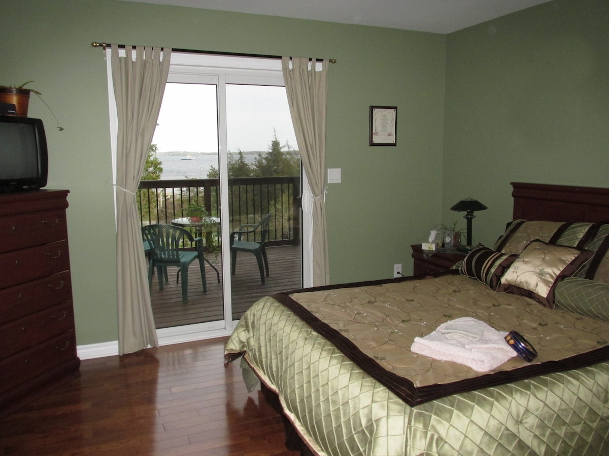 Ferry View Room