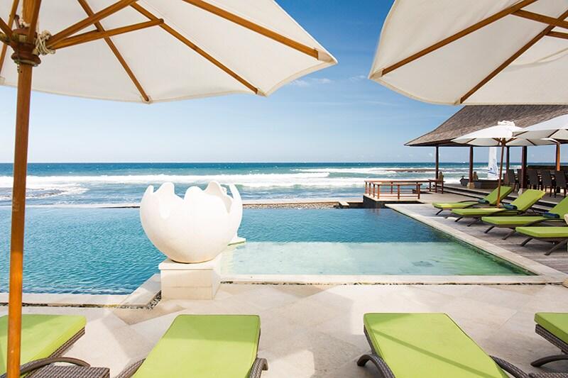 villa beachfront-sanur ketewel