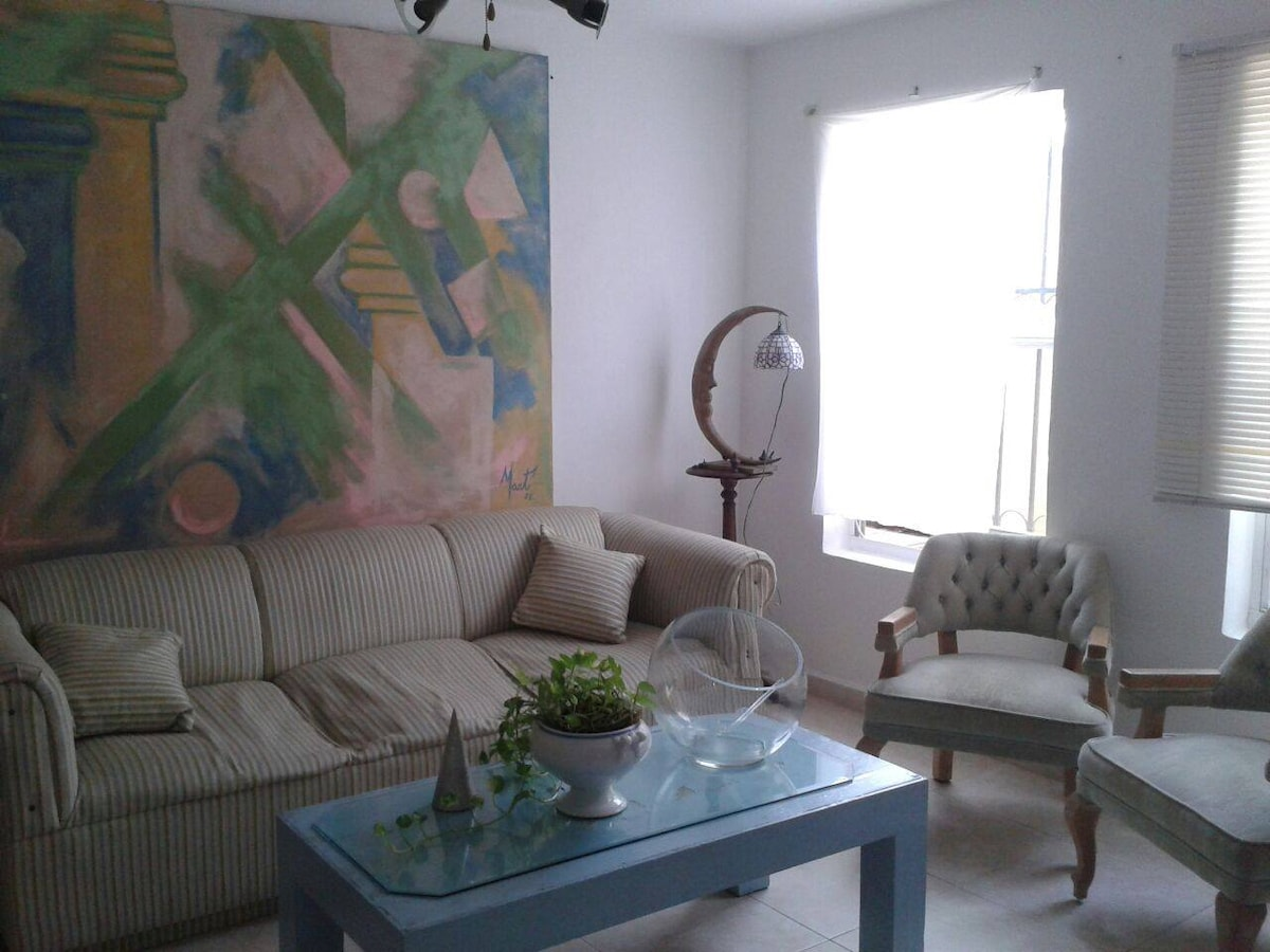 Furnished Room Close to the Beach