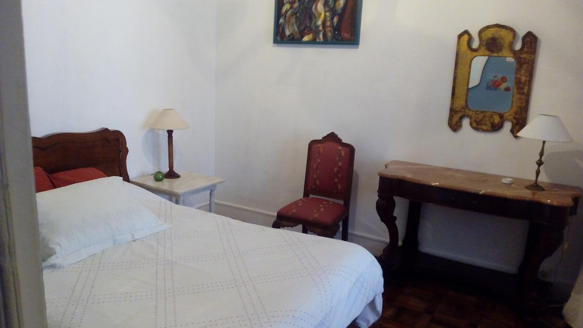 Habitación con sala privada