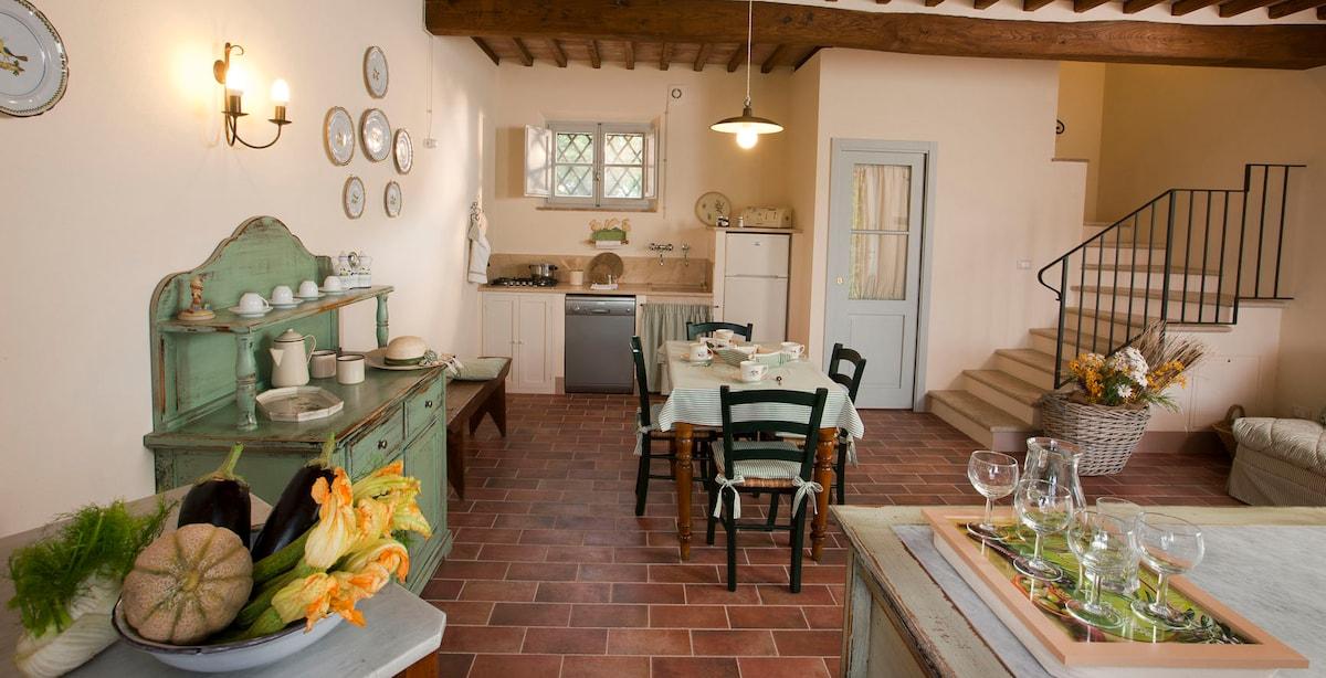 Casa Palmiero in Crete Senesi