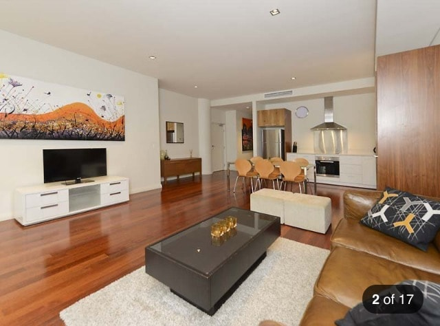 Apartment in the heart of Perth CBD