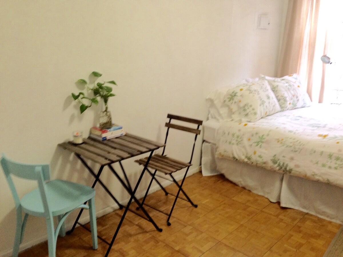 Simple & convenient studio
