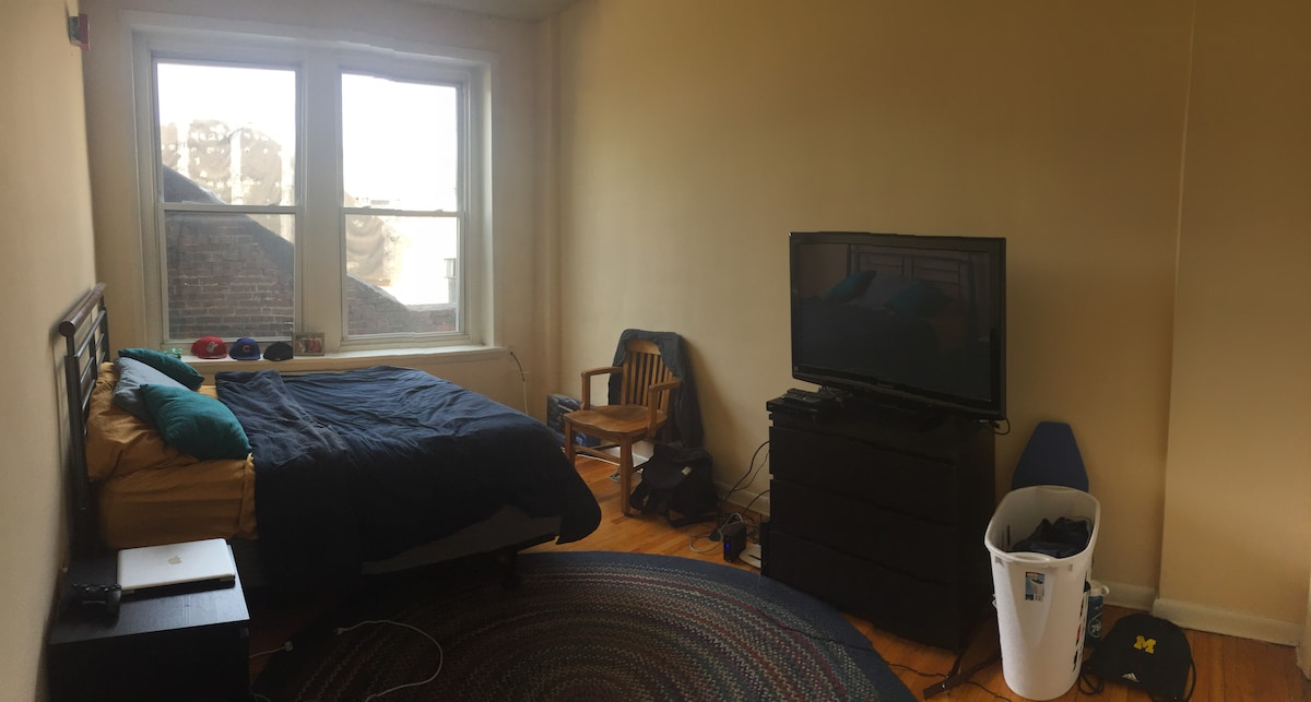 1BR in the Heart of Center City