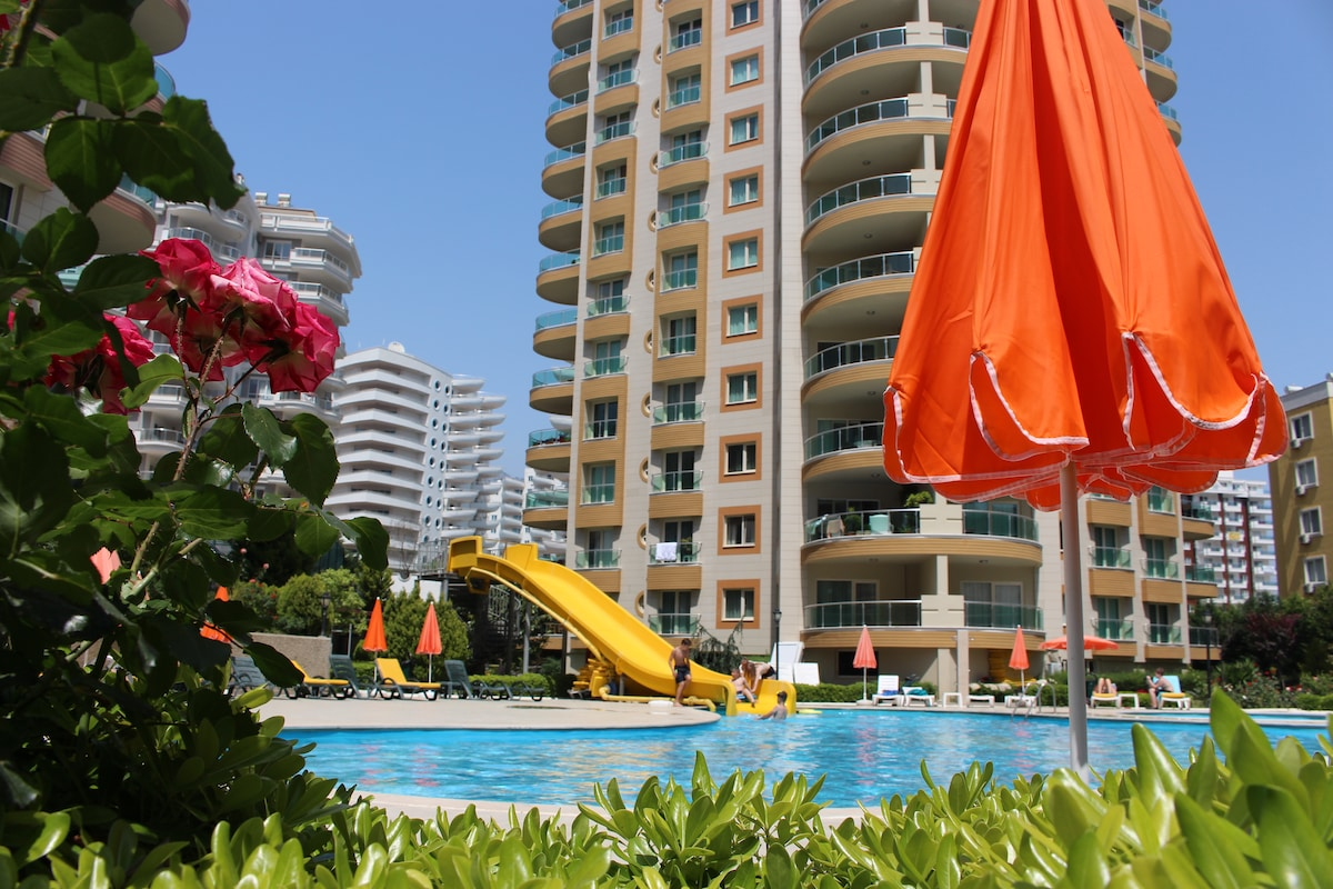 Pamfilia apartments Alanya