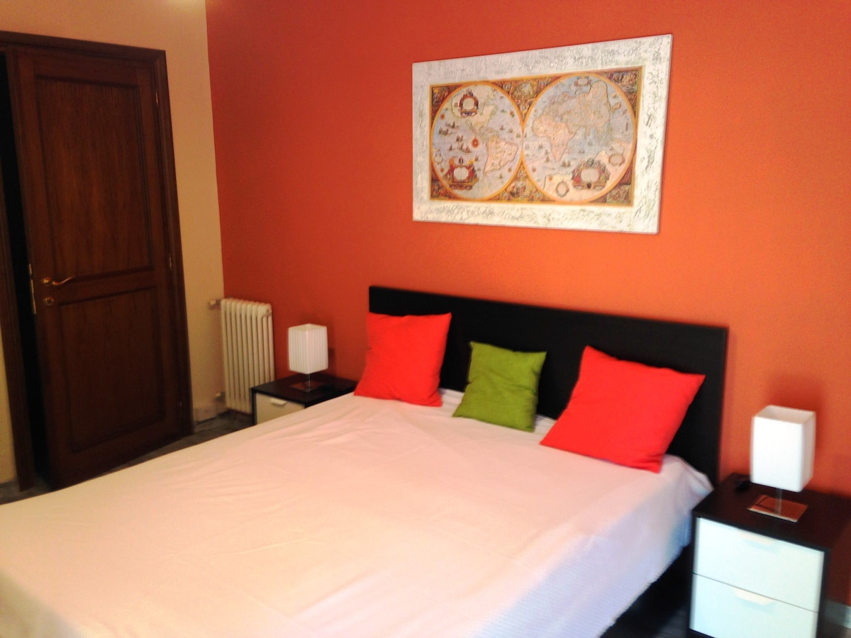 New Apartment in Rome