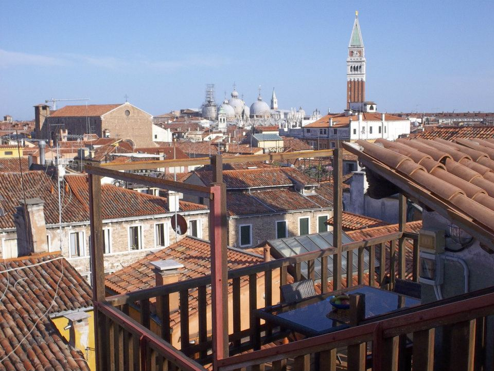 Wonderful view of Saint Mark's Basilica and Bell Tower at 5 minutes away!