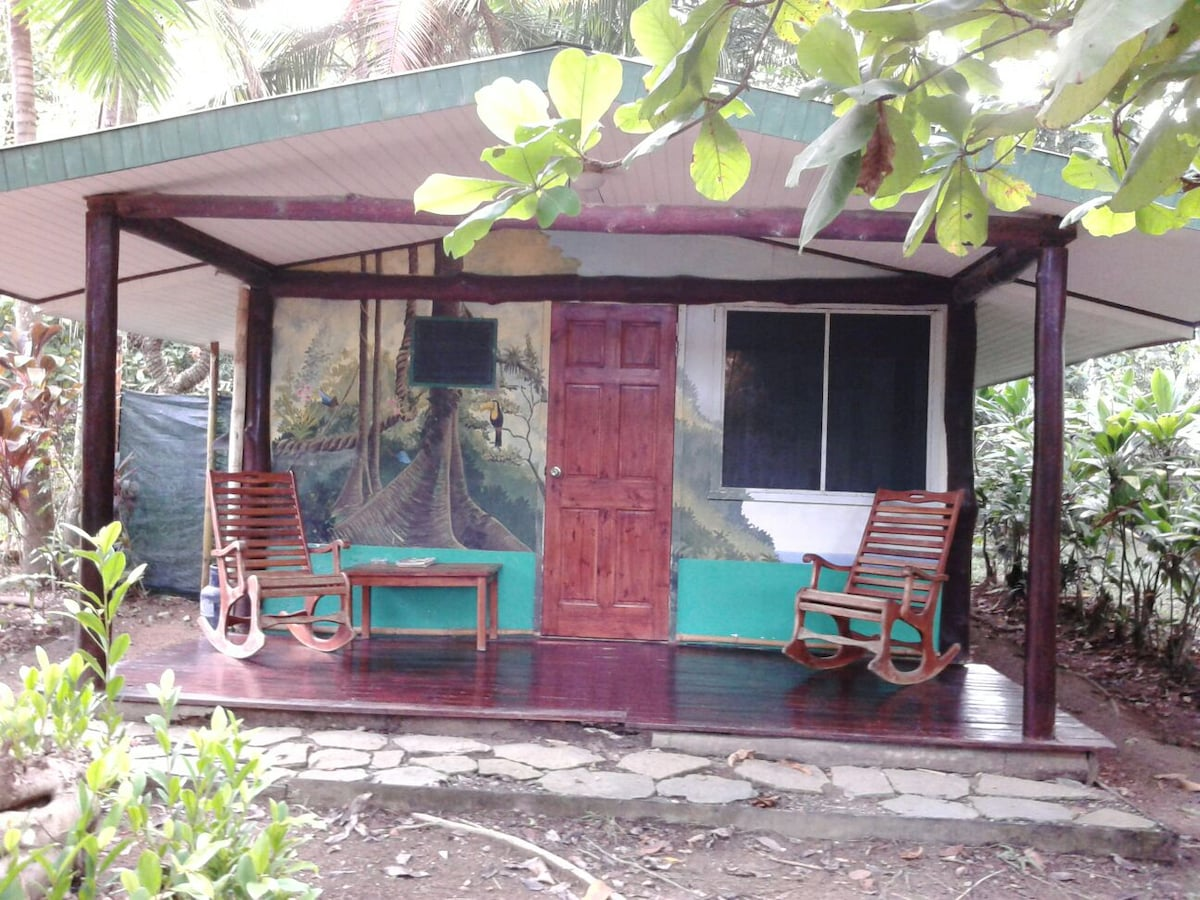 Mangrove Hut - Osa Peninsula
