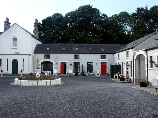 Country Manor in Galway countyside