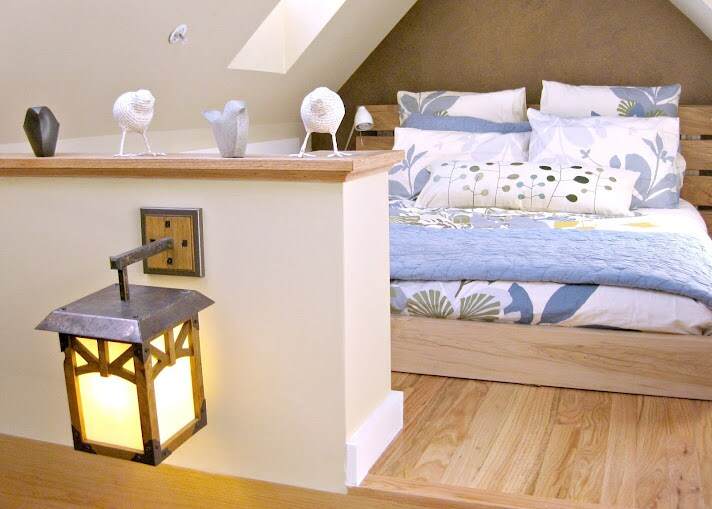 The Treehouse Loft Bed and Suite