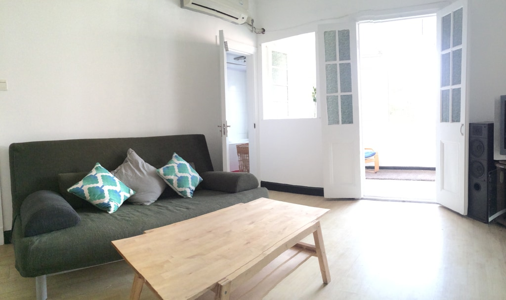 Spacious 1Bd flat French Concession
