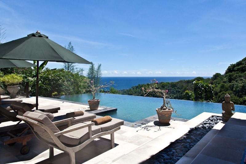 Luxury villa with amazing sea view!