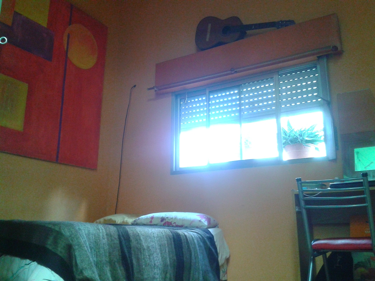 Magnifique Room at San Telmo!