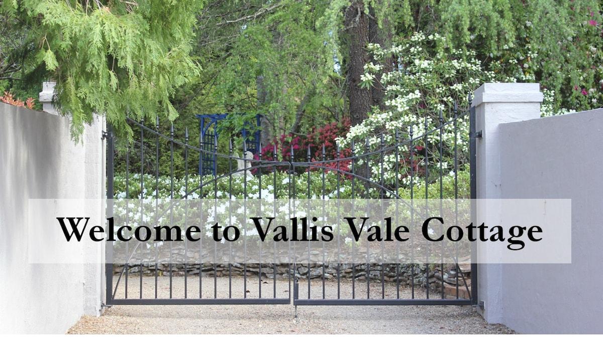 """Vallis Vale"" 1920s Cottage"