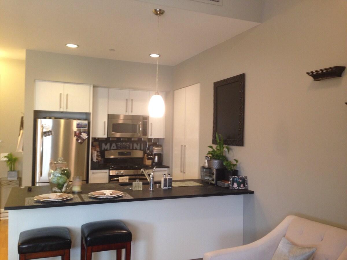 Luxury Condo +NYC views+ amenities