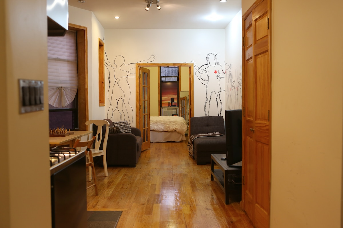 $75 private room in Brooklyn