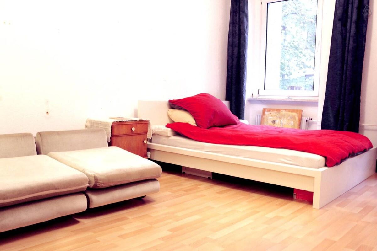 1 Zimmer Wohnung Prenzlauer Berg