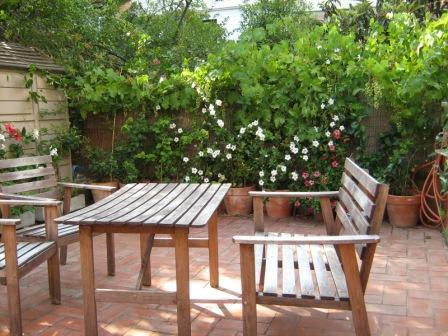 sunny terrace Loft I and Loft II