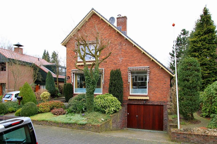 Luxury family home in Apeldoorn