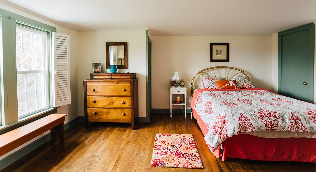 Wheelhouse-Cooperstown Bedroom #1