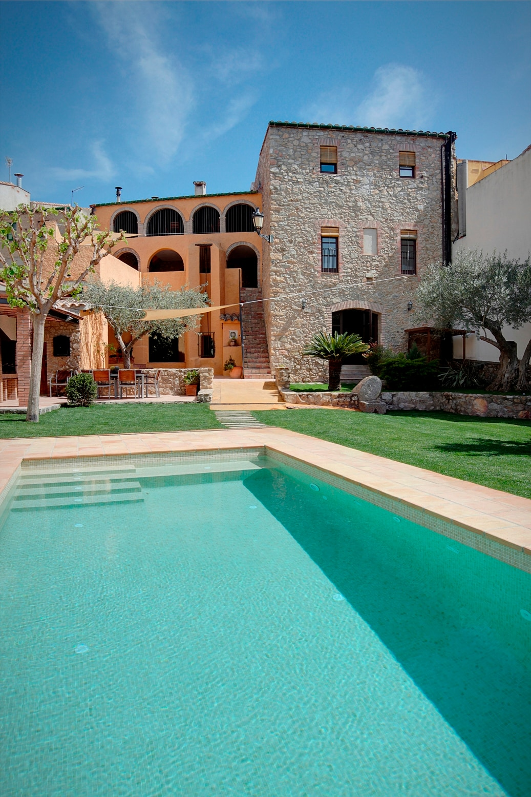 casa rural piscina y spa Can Llobet