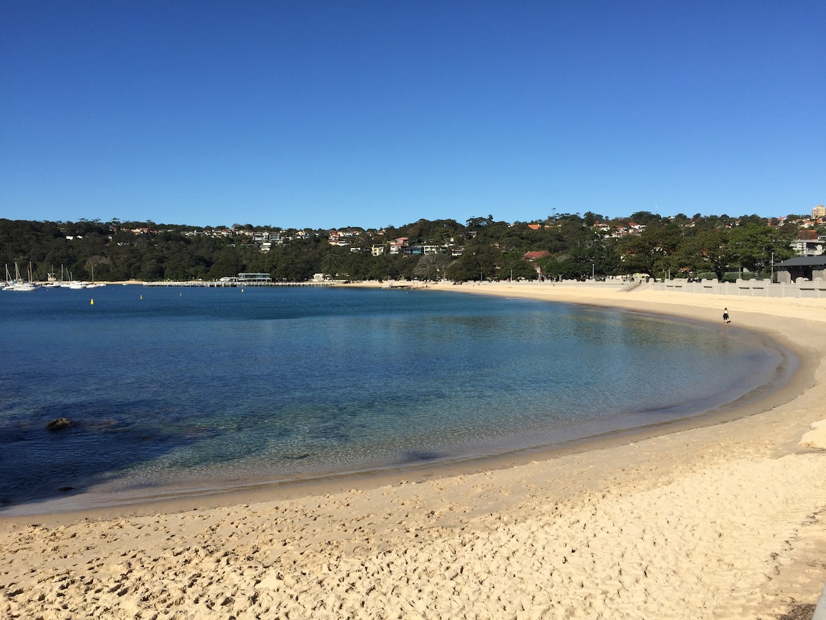 Balmoral Beach 2beds with views!