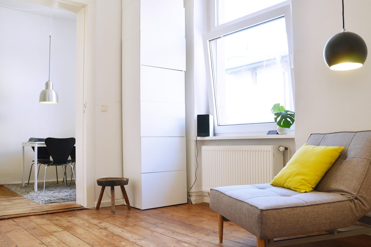 Charming cosy apartment in Mitte
