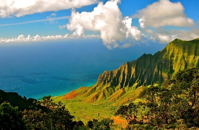 Top of the World on Kauai