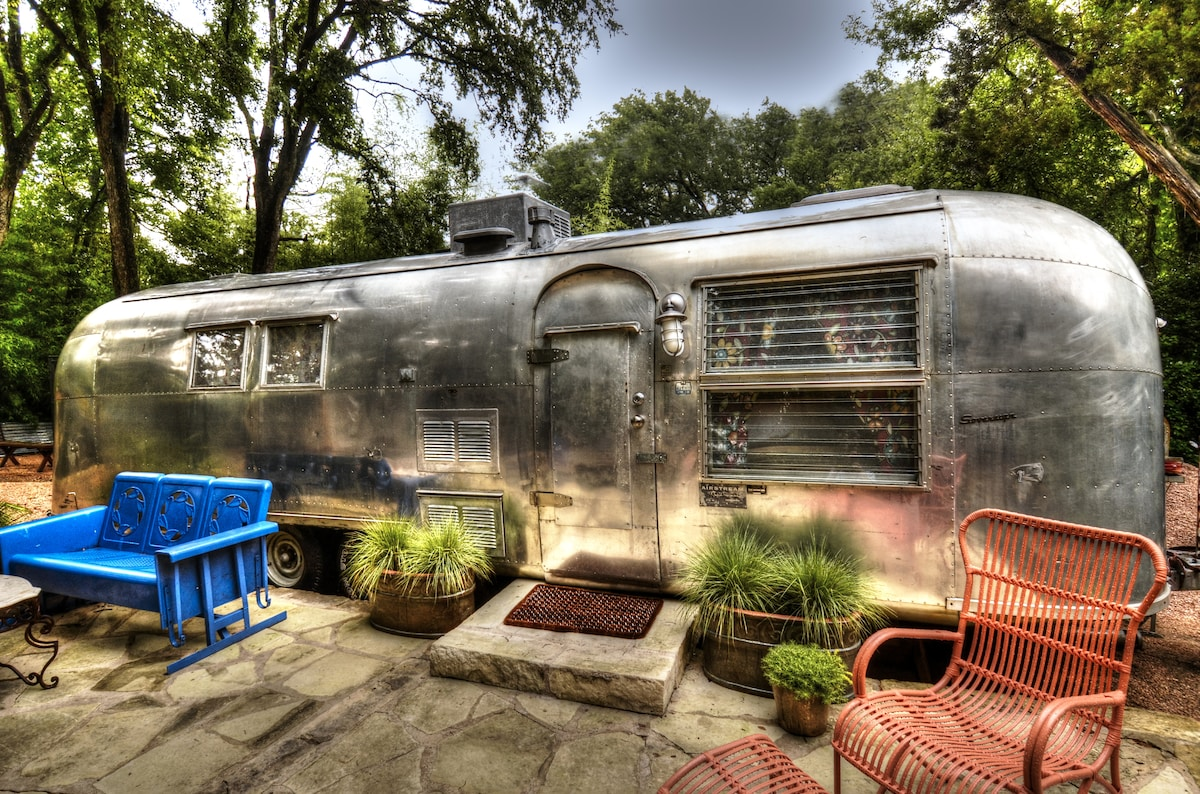 Airstream in Cameron Park!
