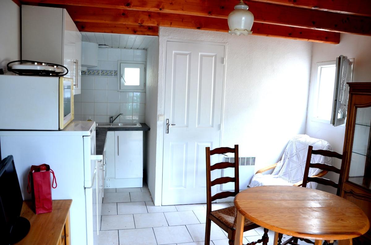 petite maison  équipée Arcachon